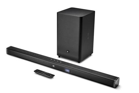 JBL Bar 2.1 soundbar med subwoofer