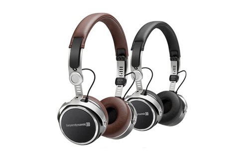 Beyerdynamic Aventho on-ear hovedtelefoner, sort
