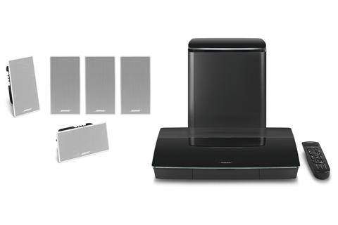 BOSE Lifestyle 600 med indbygnings højttalere, sort