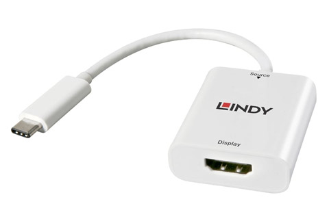 Lindy USB-C til HDMI adapter