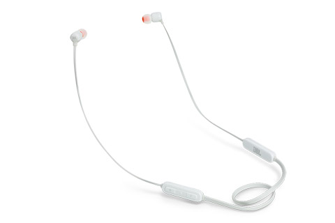 JBL T110BT in-ear hovedtelefoner, hvid