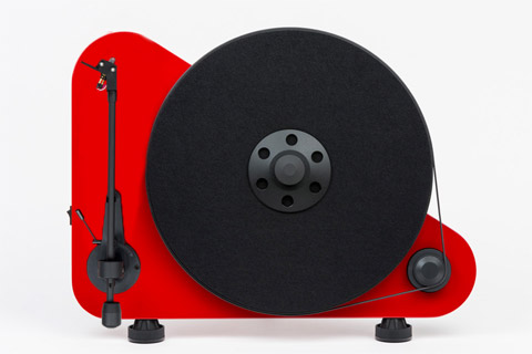 Pro Ject VT E BT vertical turntable