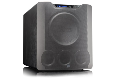 SVS PB-4000 subwoofer, sort ask