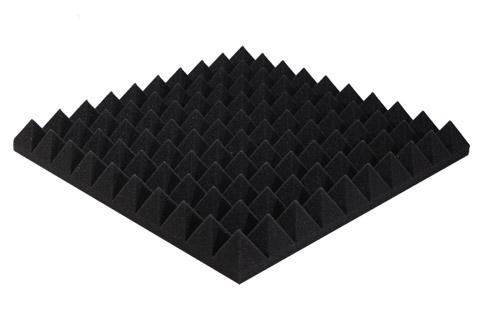 Sonitus Pyramis Vilis Pro absorbent
