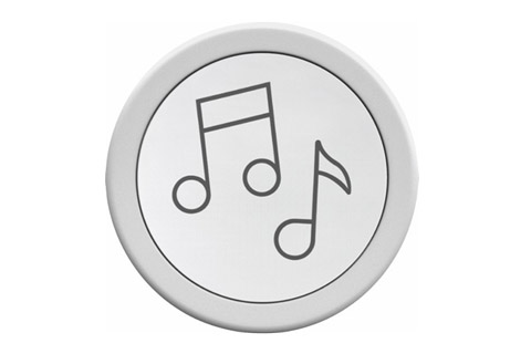 Flic Single Music button