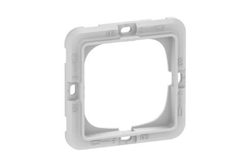FUGA Teknisk monteringsramme, 1 modul