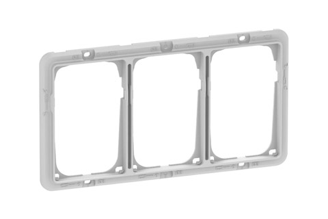 LK FUGA teknisk montageramme, 3x1.5 modul