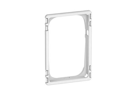 LK FUGA Slim teknisk monteringsramme, 1.5 modul