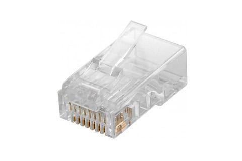 RJ45 CAT5e UTP netværks modularstik