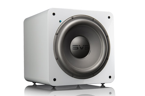 SVS SB2000, hvid højglans