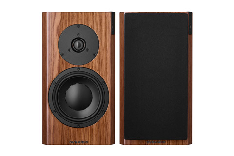 Dynaudio Focus 20XD, walnut highgloss