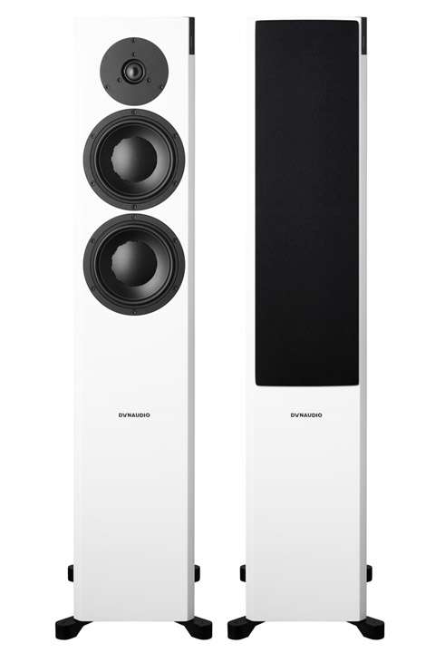 Dynaudio Focus 30XD, white satin