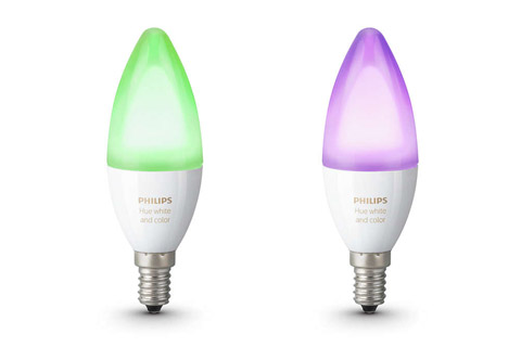 Philips Hue White and Color E14 - 2 pack