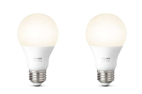 Philips Hue White E27 - 2 pack