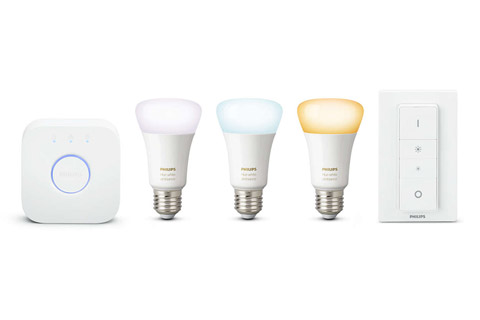 Philips Hue White Ambiance Starter kit, E27