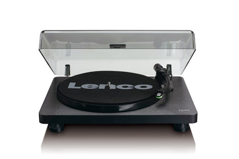 Lenco L-30 turntable, black, 10 pc. pack