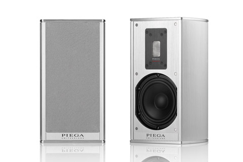 Piega Premium 301 - Alu sølv