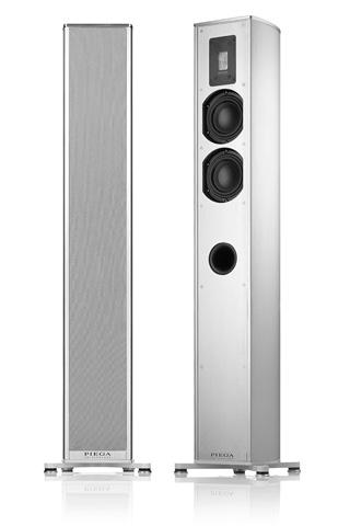 Piega Premium 501 - Alu sølv