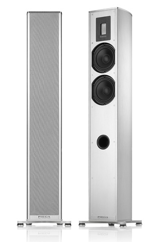Piega Premium 701, alu sølv