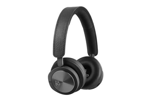 B&O Play H8i on-ear hovedtelefoner, sort