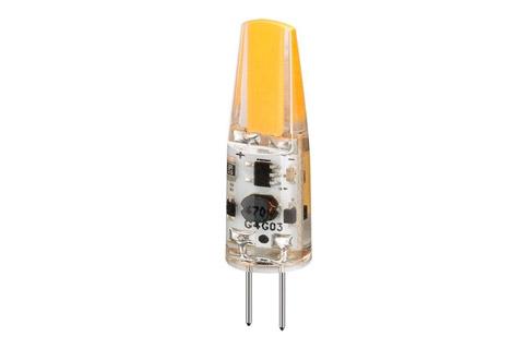 G4 LED spot med varm-hvid lys og effekt på kun 1,6W med 210 lumen. God erstatning for en G4 halogen på 20W