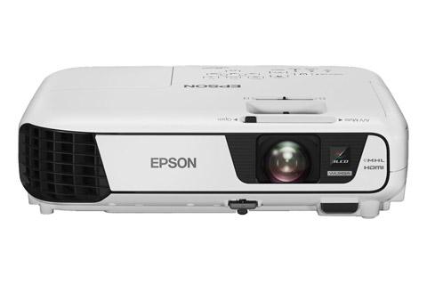 Epson EB-U42 Data projektor
