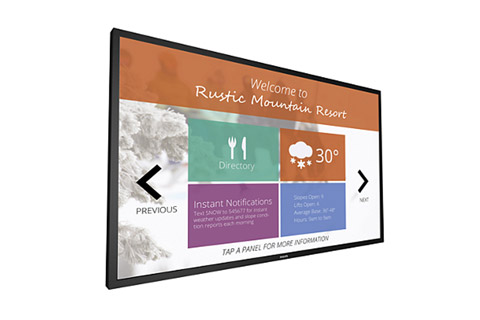 Philips Pro 65BDL3052T 65'' Touch display