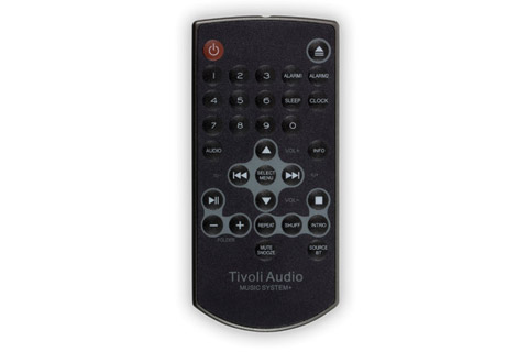 Tivoli Audio erstatningsfjernbetjening til Music System +