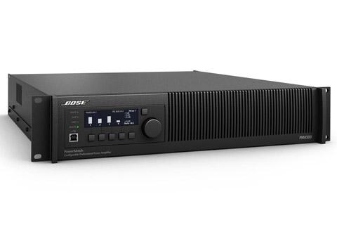 BOSE-PRO-PM4250N multikanals forstærker, 4x 250W