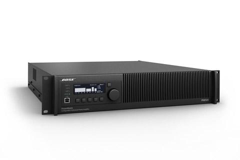 BOSE-PRO-PM8500N multikanals forstærker, 8x 500W