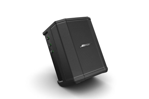 BOSE Pro S1 Pro Portable PA with 2 x LINE/XLR and Bluetooth,  1 day/days