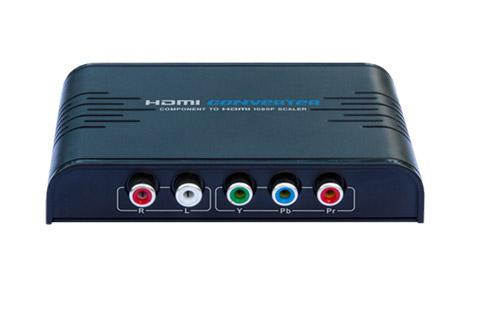 Component til HDMI konverter