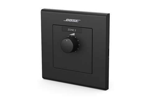 Bose pro Controlcenter cc-1 zone controler, sort
