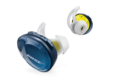 Bose SoundSport Free in-ear hovedtelefoner, orange