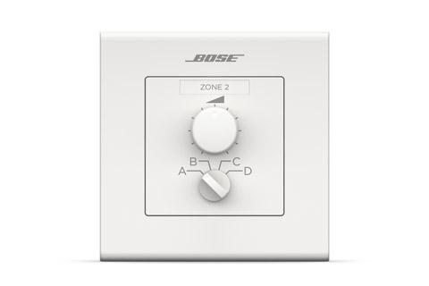 Bose pro Controlcenter cc-4 zone omskifter hvid