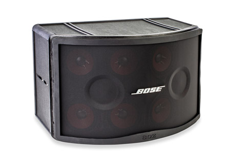 Bose pro Panaray 802 Series IV