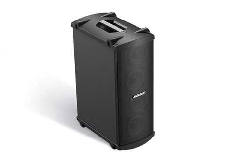 Bose pro Panaray MB4 Sort