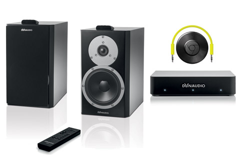 Dynaudio Xeo 4 bundle - black