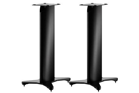 Dynaudio Stand 10 højttaler stand, sort satin
