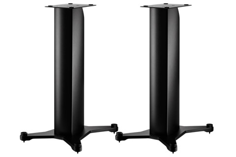 Dynaudio Stand 20 højttalerstand, sort satin
