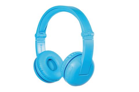 Buddy Phones Play trådløse hovedtelefoner, blå