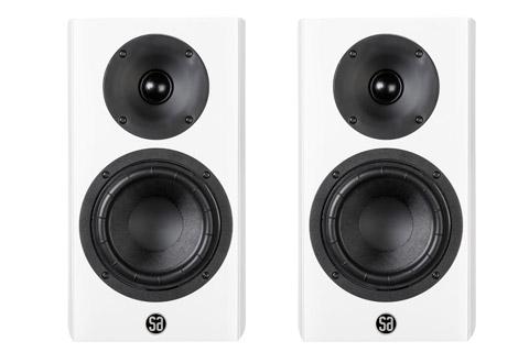 System Audio Legend 5 højttaler, hvid satin