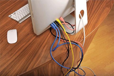 D-Line kabelkanal, 32mm hvid