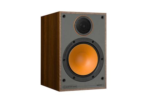 Mointor Audio 100 reol højttaler, valnød