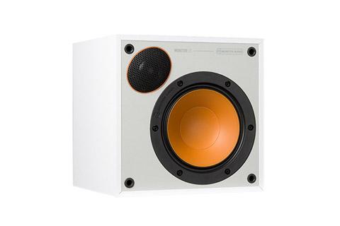 Monitor Audio Monitor 50 kompakt højttaler, hvid