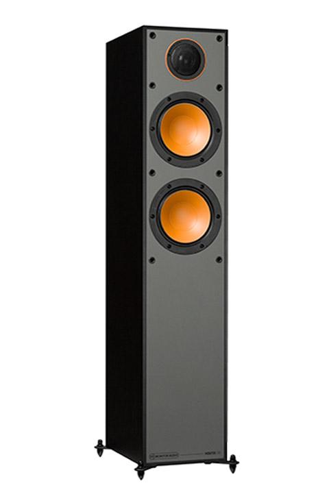 Monitor Audio Monitor 200 gulvhøjttaler, sort