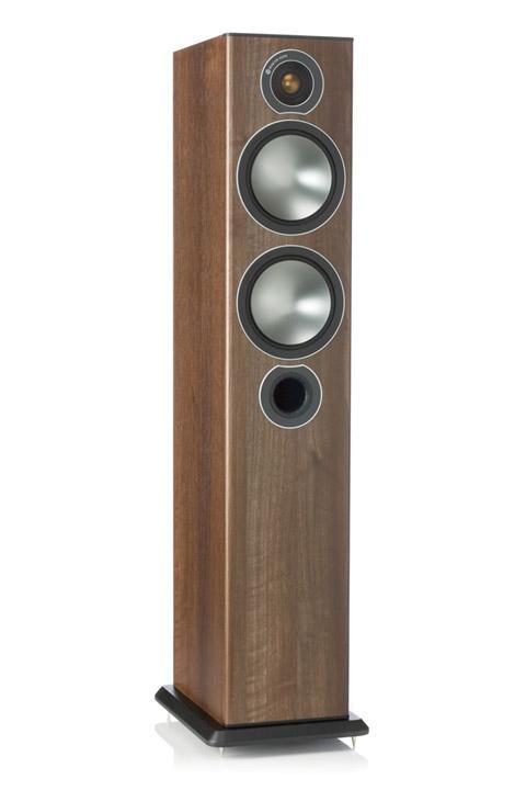 Monitor Audio Bronze 5, valnød