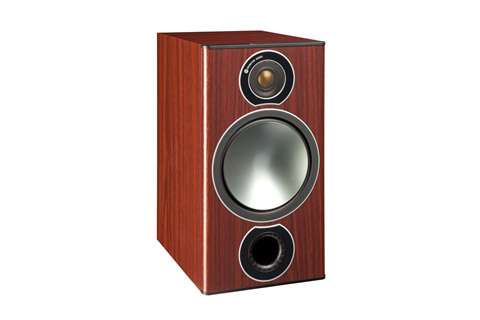 Monitor Audio Bronze 2, rosentræ