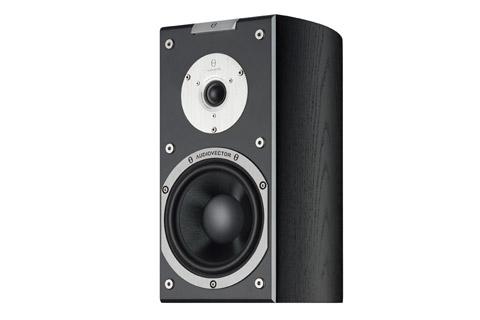 Audiovector SR 1 Super, Black Ash
