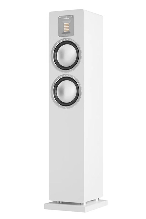 Audiovector QR3, white